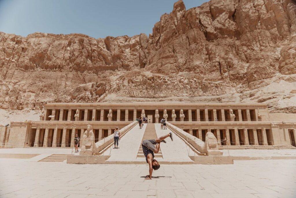 Храм Шатшепсут