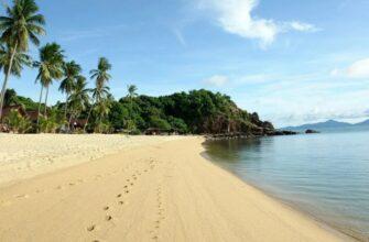 Лучшие пляжи на острове Самуи