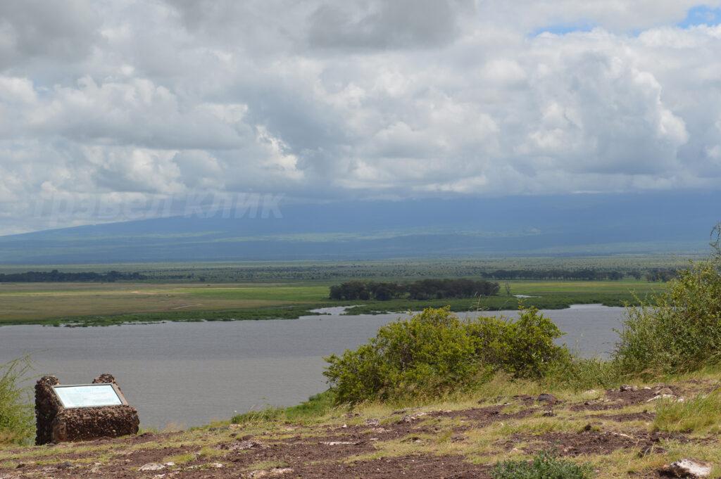 Там за облаками гора Килиманджаро