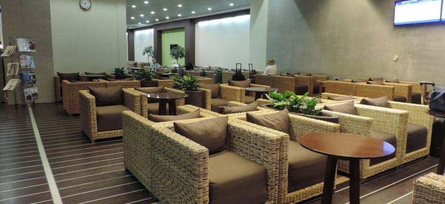 Комфортные залы ожидания в Домодедово