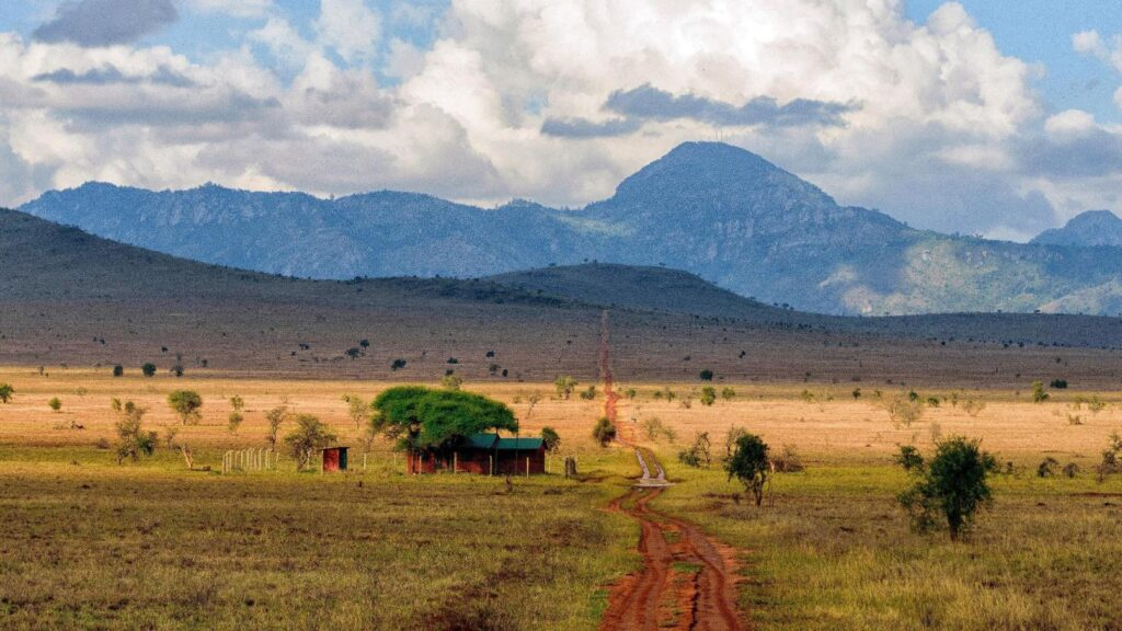 Национальный парк Тсаво