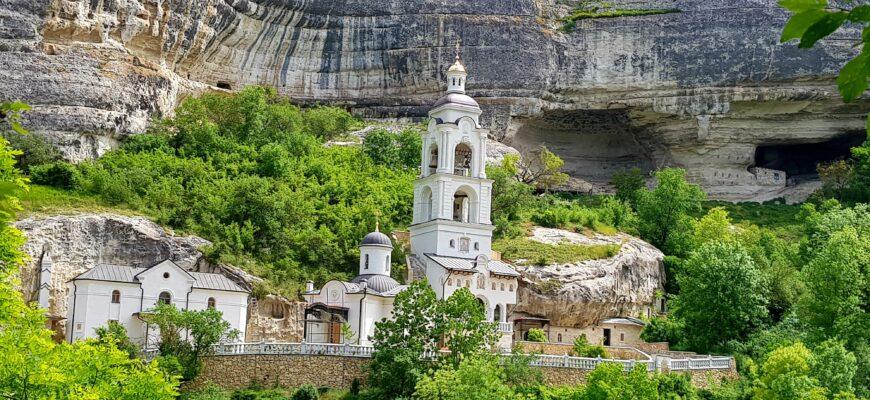 Крым Бахчисарай