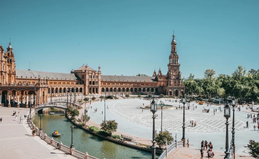 Севелья в Испании