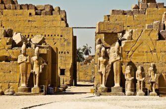 Египет в первый раз